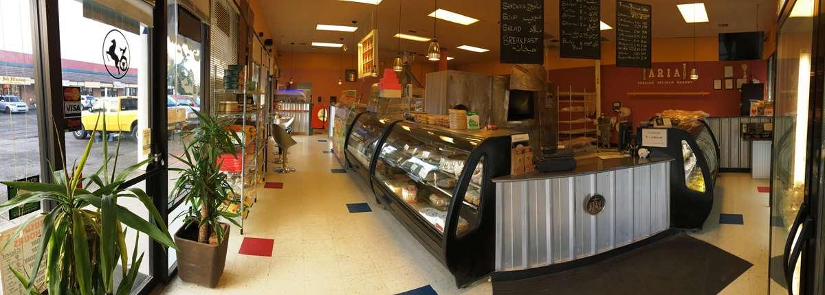 Persian Bakery Kirkland, WA | ARIA FOOD & BAKERY